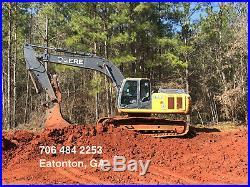 2007 John Deere 240D LC Excavator