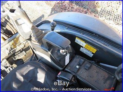 2007 John Deere 35D Mini Excavator Hydraulic Thumb Rubber Tracks AUX bidadoo