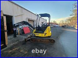 2007 John Deere 35D mini excavator great condition