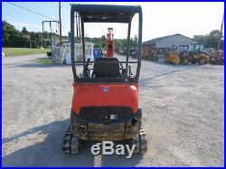 2007 Kubota Kx41-3 Mini Excavator, Orops, Aux Hydraulics, Showing 73 Hours