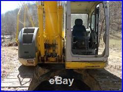2007 Kobelco SK135SR LC Excavator
