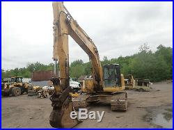 2007 Komatsu PC228 USLC-3E0 Hydraulic Excavator ZERO SWING Q/C EROPS