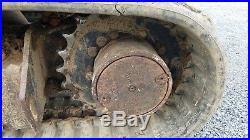 2007 Komatsu PC35MR-2 Hydraulic Mini Excavator Track Hoe Diesel Tractor Machine