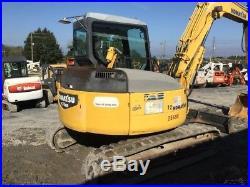 2007 Komatsu PC78MR Midi Hydraulic Excavator with Cab