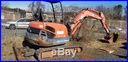 2007 Kubota KX121-3 Mini Excavator with Angle Blade Coming Soon