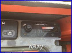 2007 Kubota KX161-3 Hydraulic Mini Excavator with Cab Angle Blade