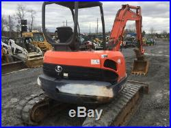 2007 Kubota KX161-3 Hydraulic Mini Excavator with Hydraulic Thumb