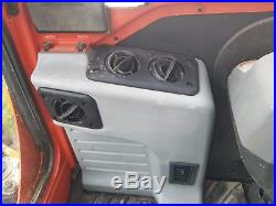 2007 Kubota KX161-3 SS with 2 Buckets & Floating Angle Blade and Cutter Head