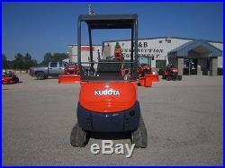 2007 Kubota KX41-3VR1 Mini Excavator with only 2589 hours