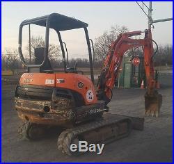 2007 Kubota KX91-3S2 Mini Excavator Cheap Shipping