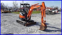 2007 Kubota U25 Mini Excavator