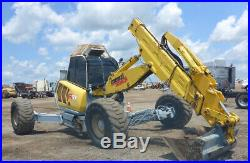 2007 Menzi Muck A91 4x4 Mobile Walking Excavator with Elevated Cab Coming Soon