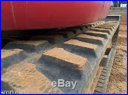 2007 TAKEUCHI TB180FR RUBBER TRACK EXCAVATOR EROPS DIESEL WithHYRDAULIC THUMB