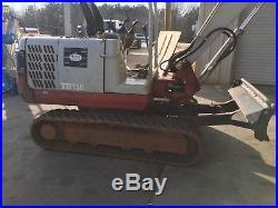 2007 Takeuchi TB135 Mini Ex Excavator Bobcat John Deere Skid Steer