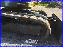 2007 Yanmar SV100 Excavator