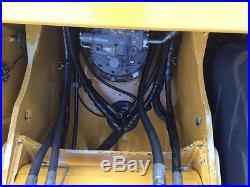 2007 john deere 200C LC excavator