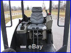 2008 BOBCAT 331G MINI EXCAVATOR / HYDRAULIC THUMB / 2-SPEED / NO RESERVE