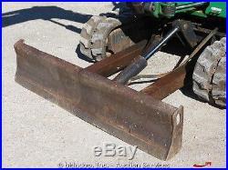 2008 Bobcat 329G Compact Mini Excavator Backhoe Aux Hydraulics Kubota 28 HP