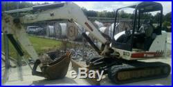 2008 Bobcat 335 Mini Excavator