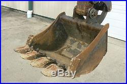 2008 Bobcat Mini Excavator 323J