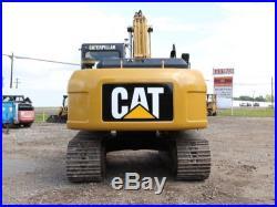 2008 CATERPILLAR 315DL EXCAVATOR- CRAWLER- CAT- DEERE- CASE- 39 PICS