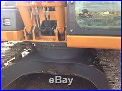 2008 Case CX160B Excavator hyd. Thumb, Geith quick attach and only 716 HRS