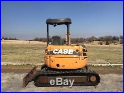 2008 Case CX50B 2700 hours mini Excavator