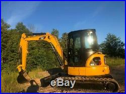 2008 Cat 305C CR Hydraulic Excavator