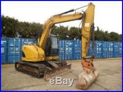 2008 Caterpillar 308 C CR Excavator £19,750 + VAT