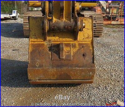 Excavators » Blog Archive » 2008 Caterpillar 315DL ...