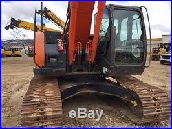 2008 Hitachi ZX225USLC-3 Crawler Excavator