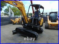 2008 Ihi 28-n2 Mini Excavator Yanmar Diesel 2 Speed Blade Great Tracks