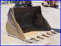 2008 John Deere 350D LC Hydraulic Excavator A/C Cab 73 Bucket Crawler Aux Hyd