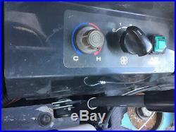 2008 Komatsu PC50MR-2 Hydraulic Mini Excavator with Cab & Hydraulic Thumb