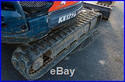 2008 Kubota KX121-3 Super Series Excavator