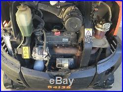 2008 Kubota KX41-3V Mini Excavator 1726 Hours