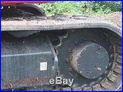2008 Takeuchi TB180FR Excavator