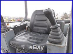 2008 Terex TC35E Mini Excavator with Thumb