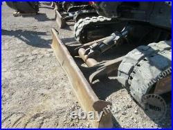 2008 Volvo ECR88 Midi Hydraulic Crawler Excavator with Blade