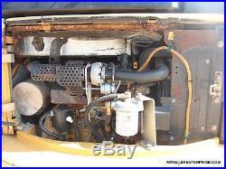 2009 CATERPILLAR 303.5C CR MINI EXCAVATOR- EXCAVATOR- LOADER- CAT- DEERE-24 PICS
