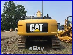2009 CAT 324DL HYDRAULIC TRACK EXCAVATOR READY TO WORK