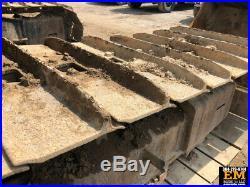2009 John Deere 200D Crawler Hydraulic Excavator Cab AC Diesel Track Aux Hyd JD