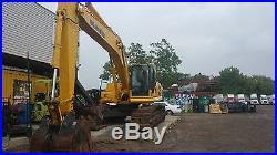 2009 Komatsu Pc-200 Lc-8 Excavator READY TO WORK