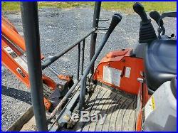 2009 Kubota U 15 mini Excavator
