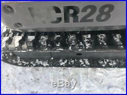 2009 Volvo Ecr28 Mini Excavator Bobcat