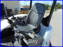 2010 Bobcat E45 Mini Excavator 10k Lbs Only 1,791 Hours Kubota Diesel
