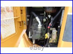 2010 CASE CX135SR EXCAVATOR With BLADE