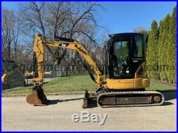 2010 CAT 303.5 C Mini-Excavator