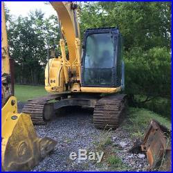 2010 Kobelco SK140SRLC Hydraulic Excavator Cab 3rd Valve One Owner Coming Soon