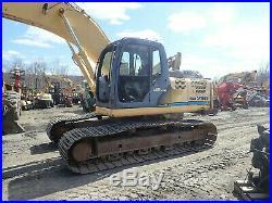 2010 Kobelco SK210-8 Hydraulic Excavator NICE! EROPS A/C